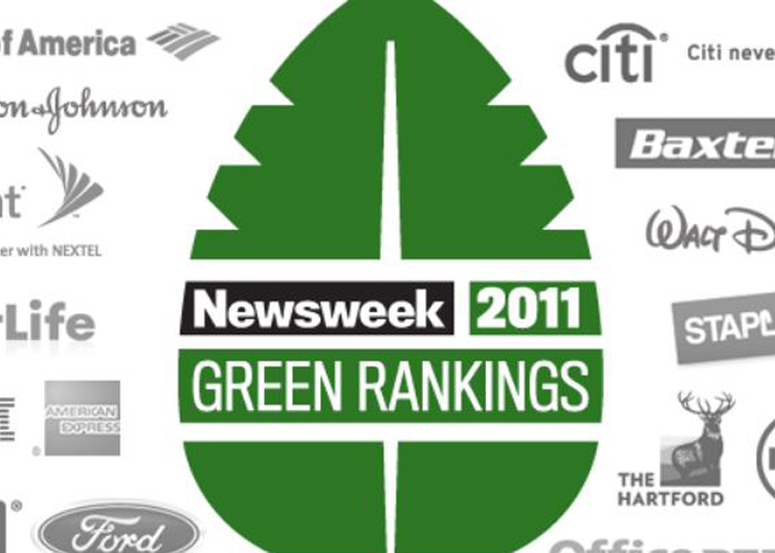 Inside the 2011 Newsweek Green Rankings