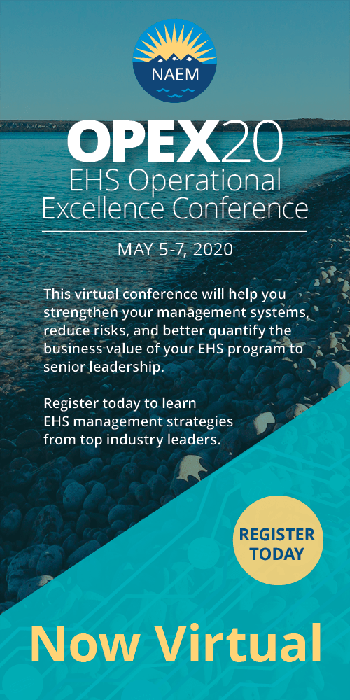 NAEM Operational Excellence Conference 2020