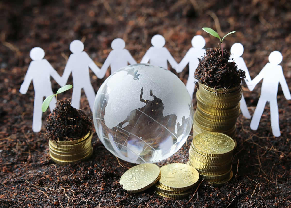 People, Planet, Profit - Working Towards a More Sustainable Future