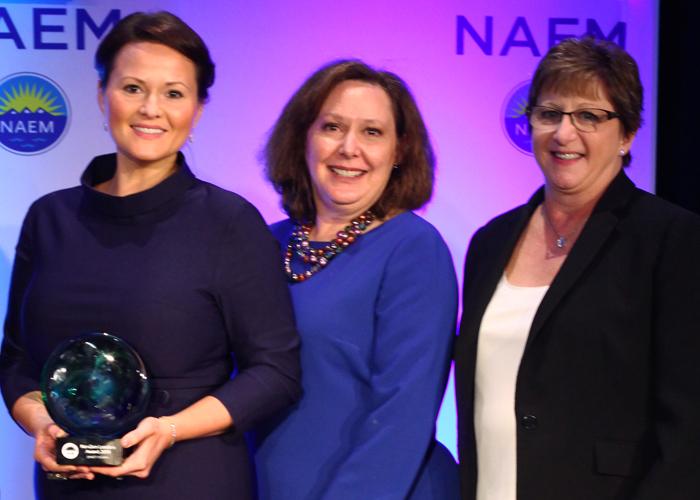 Janet Evans - 2018 NexGen Leaders Award winner