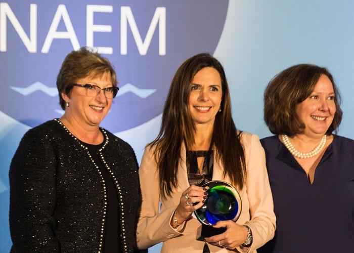 NAEM NexGen Leader Award - Cynthia DiMeglio