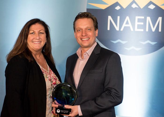 NAEM NexGen Leader Award - Rudolfo von Borstel