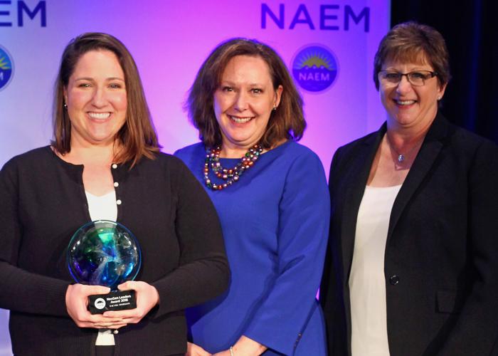 Rachel Warman, Carol Singer Neuvelt and Sandy Nessing