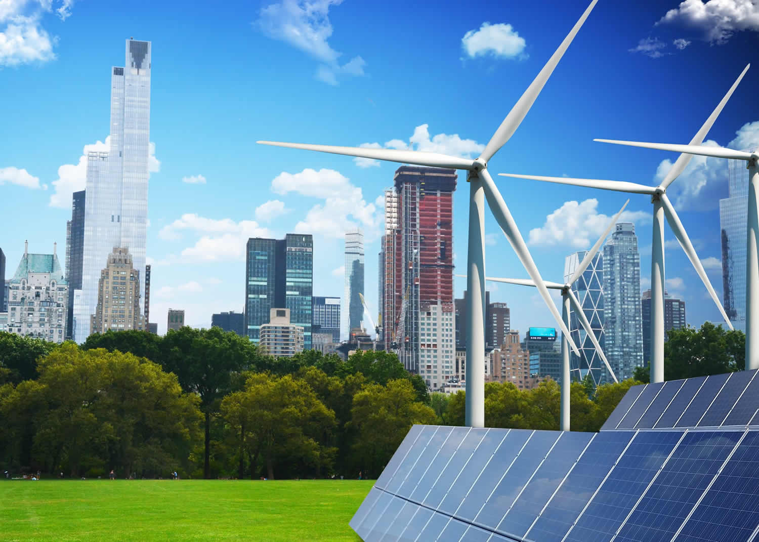 Corporate Community Mobilizing to Address Climate Crisis