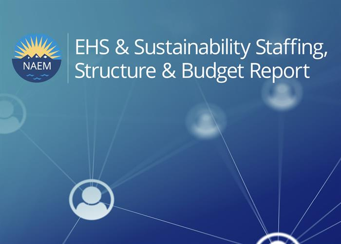 2020 EHS&S Staffing, Structure & Budgets Benchmark