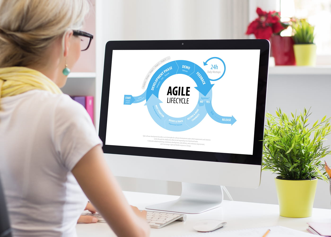 How Agile Leads to a Win-Win Software Implementation