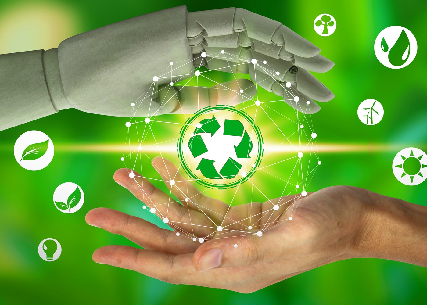 Artificial Intelligence for EHS Compliance and Sustainability Management