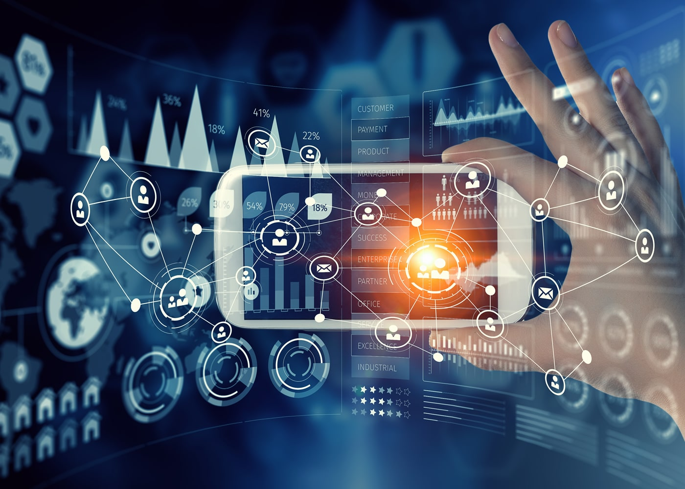 Trends In Emerging Tech for EHSS